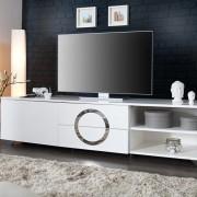 TV-stolík Zen 180cm biela
