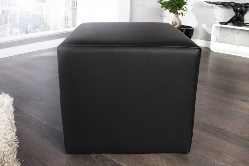 Taburet Monolit 40cm antracit