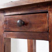 Telefontisch Hemingway antik hnedá