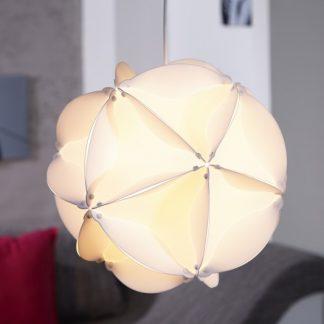 Závesná lampa Belajio