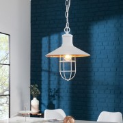 Závesná lampa Ceiling Lamp 30cm biela