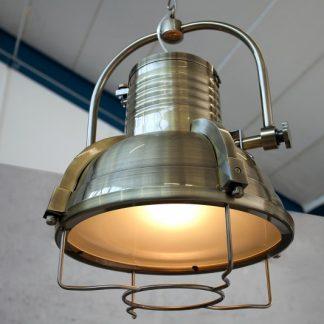 Závesná lampa Industrial II bronzový 35cm