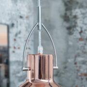 Závesná lampa Lexington S meď
