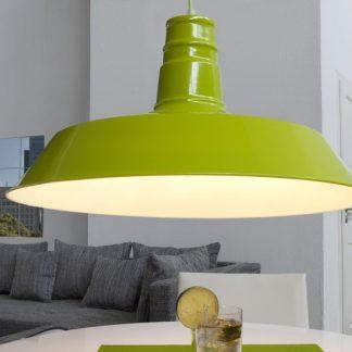 Závesná lampa Luca limetková
