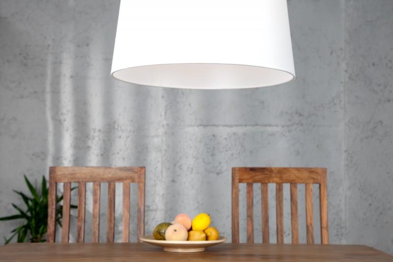 Závesná lampa Sapphire M biela