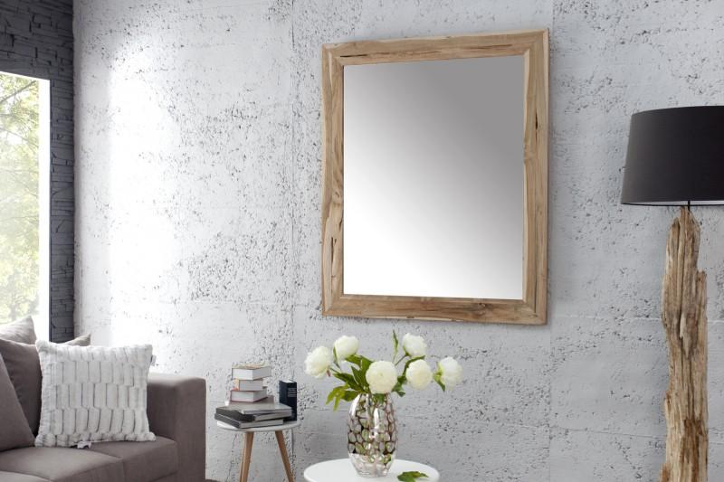 Zrkadlo Frame 120cm - recyklované drevo