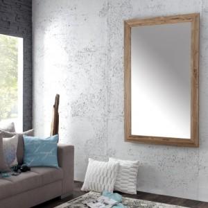 Zrkadlo Frame 160cm - recyklované drevo