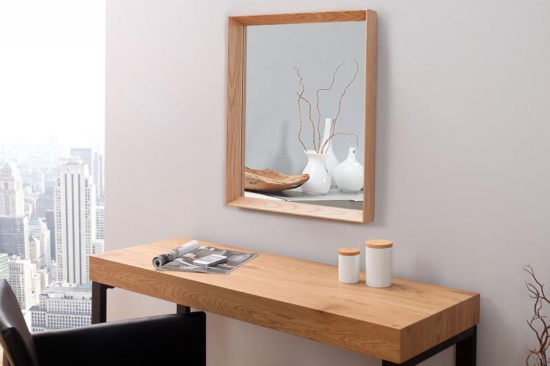 Zrkadlo Oak eckig dub