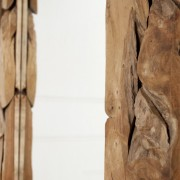 Zrkadlo Tribe 200cm - recyklované drevo